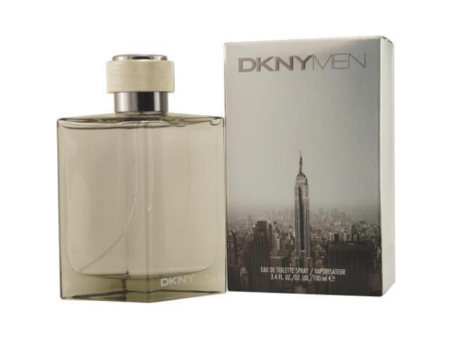 DKNY Men by Donna Karan 3.4 oz EDT Spray Relaunched 2009