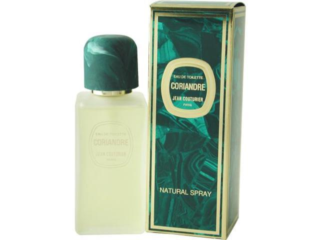 CORIANDRE by Jean Couturier EDT SPRAY 3.3 OZ for WOMEN