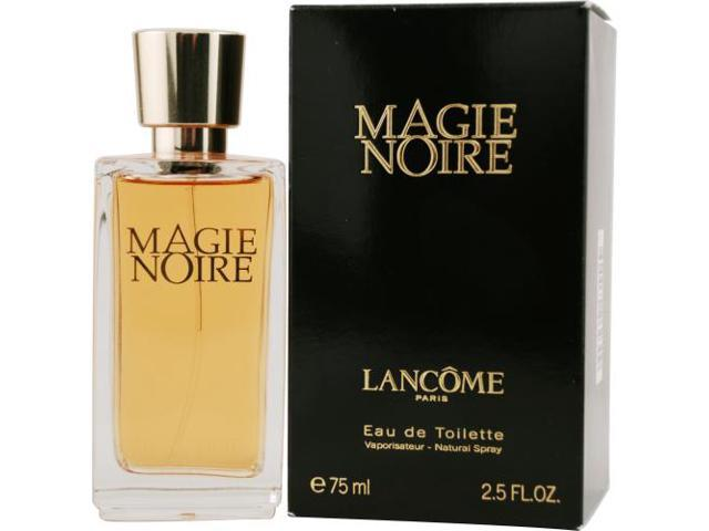 MAGIE NOIRE by Lancome EDT SPRAY 2.5 OZ for WOMEN