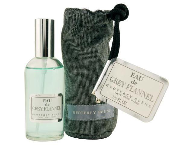 EAU DE GREY FLANNEL by Geoffrey Beene EDT SPRAY 4 OZ for MEN