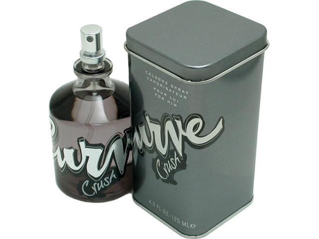 CURVE CRUSH by Liz Claiborne COLOGNE SPRAY 4.2 OZ for MEN