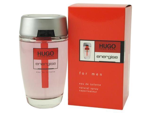 HUGO ENERGISE by Hugo Boss EDT SPRAY 4.2 OZ for MEN