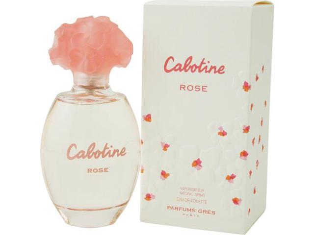 CABOTINE ROSE by Parfums Gres EDT SPRAY 3.4 OZ for WOMEN