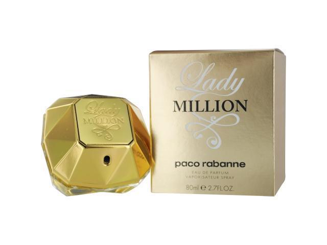 PACO RABANNE LADY MILLION by Paco Rabanne EAU DE PARFUM SPRAY 2.7 OZ for WOMEN