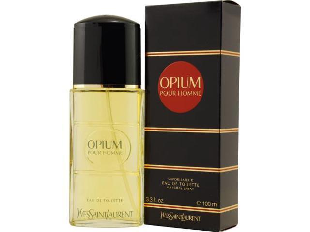 OPIUM by Yves Saint Laurent EDT SPRAY 3.3 OZ for MEN