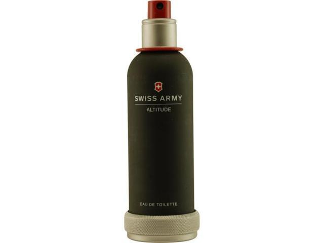 SWISS ARMY ALTITUDE by Swiss Army EDT SPRAY 3.4 OZ *TESTER for MEN