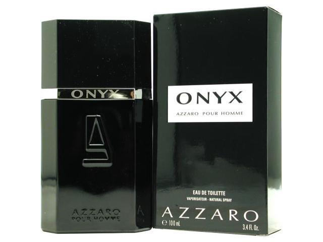 AZZARO ONYX by Azzaro EDT SPRAY 3.4 OZ for MEN