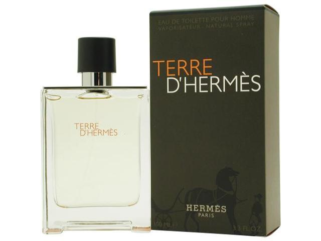 TERRE D'HERMES by Hermes EDT SPRAY 3.3 OZ for MEN