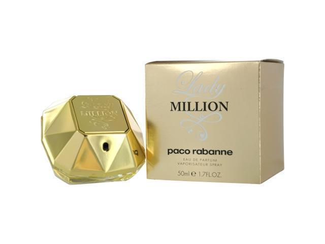 PACO RABANNE LADY MILLION by Paco Rabanne EAU DE PARFUM SPRAY 1.7 OZ for WOMEN