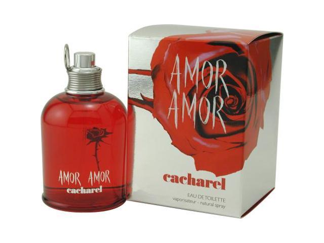 AMOR AMOR by Cacharel EDT SPRAY 3.4 OZ for WOMEN