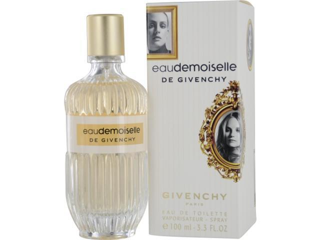 EAU DEMOISELLE DE GIVENCHY by Givenchy EDT SPRAY 3.4 OZ for WOMEN