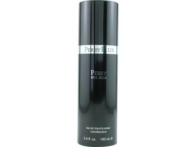 PERRY BLACK by Perry Ellis EDT SPRAY 3.4 OZ for MEN
