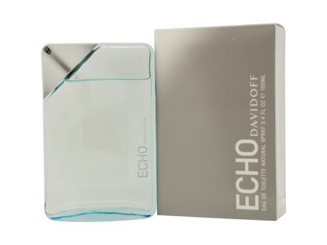 ECHO by Davidoff EDT SPRAY 3.4 OZ for MEN