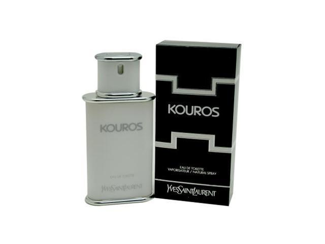 KOUROS by Yves Saint Laurent EDT SPRAY 3.3 OZ for MEN