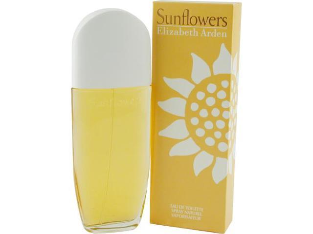 SUNFLOWERS by Elizabeth Arden EDT SPRAY 3.3 OZ for WOMEN