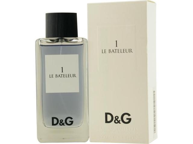 D & G 1 LE BATELEUR by Dolce & Gabbana EDT SPRAY 3.3 OZ for WOMEN