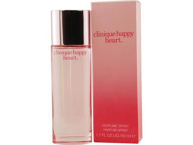 HAPPY HEART by Clinique PARFUM SPRAY 1.7 OZ (NEW PACKAGING) for WOMEN