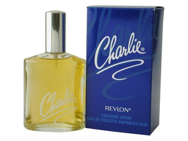 CHARLIE BLUE by Revlon EDT SPRAY 3.4 OZ for WOMEN