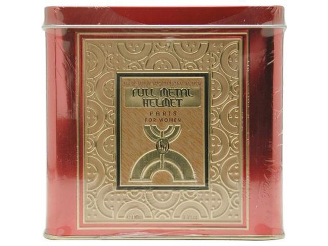 FULL METAL HELMET RED by Parfums Full Metal Helmut EAU DE PARFUM SPRAY 3.3 OZ for WOMEN