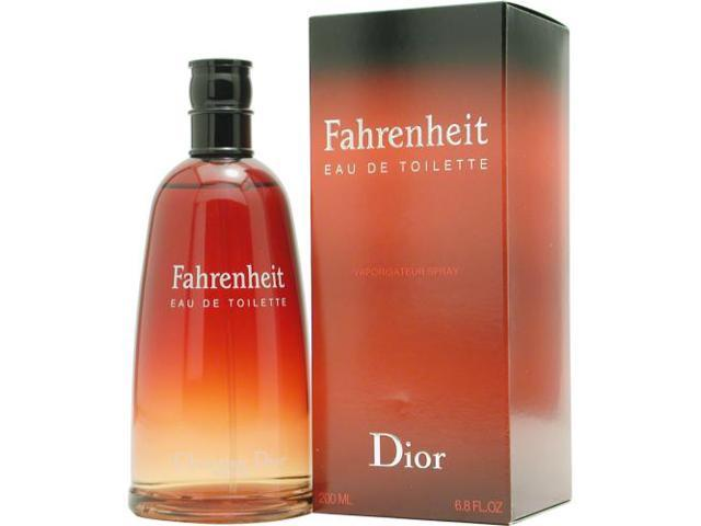 FAHRENHEIT by Christian Dior EDT SPRAY 6.8 OZ for MEN