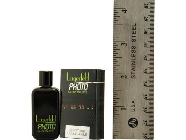 PHOTO by Karl Lagerfeld EDT .17 OZ MINI for MEN