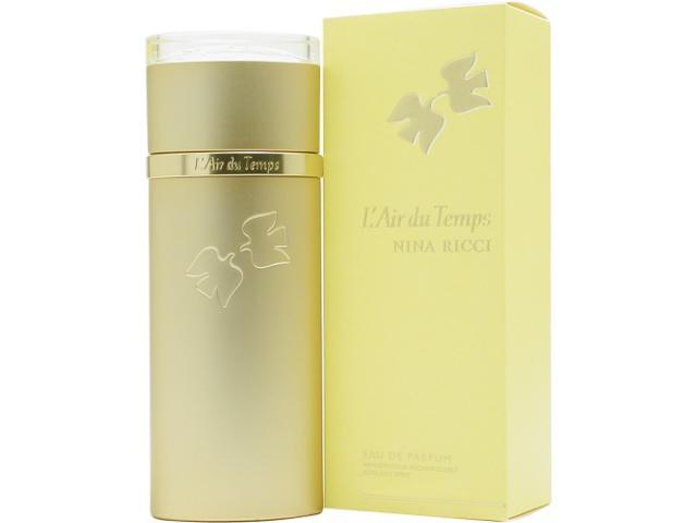 L'AIR DU TEMPS by Nina Ricci EAU DE PARFUM SPRAY 1.7 OZ for WOMEN