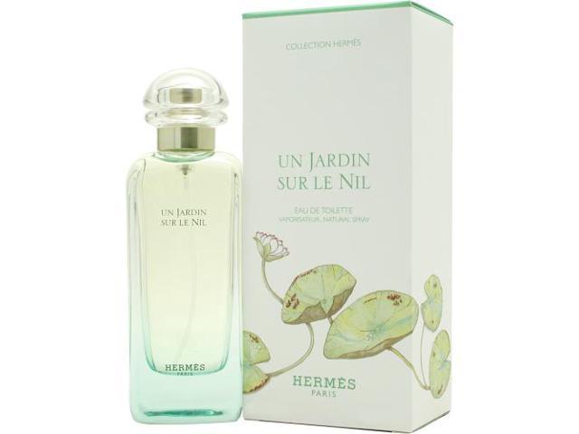 UN JARDIN SUR LE NIL by Hermes EDT SPRAY 1.6 OZ for WOMEN