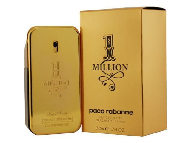 PACO RABANNE 1 MILLION by Paco Rabanne EDT SPRAY 1.7 OZ for MEN