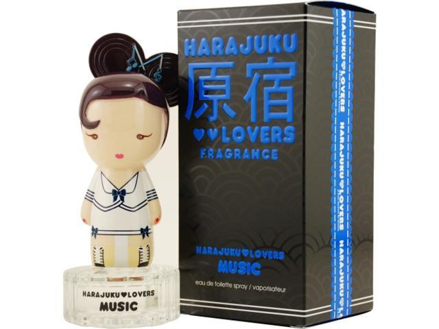 Harajuku Lovers Music by Gwen Stefani 0.33 oz EDT Spray
