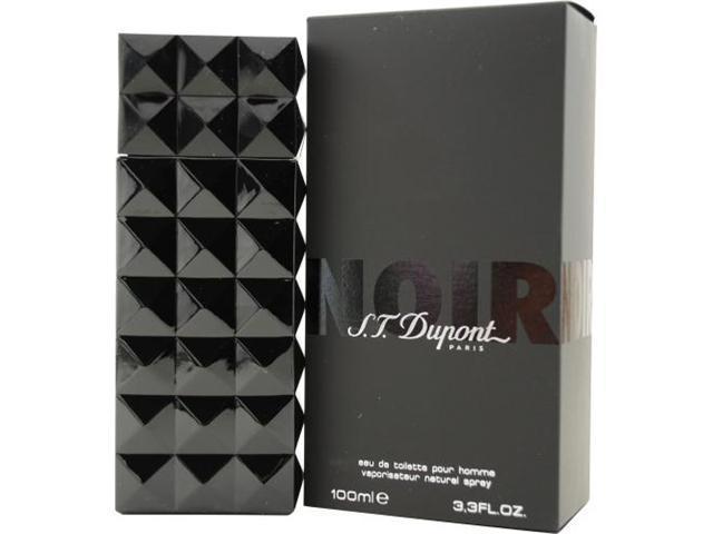 ST DUPONT NOIR by St Dupont EDT SPRAY 3.4 OZ for MEN
