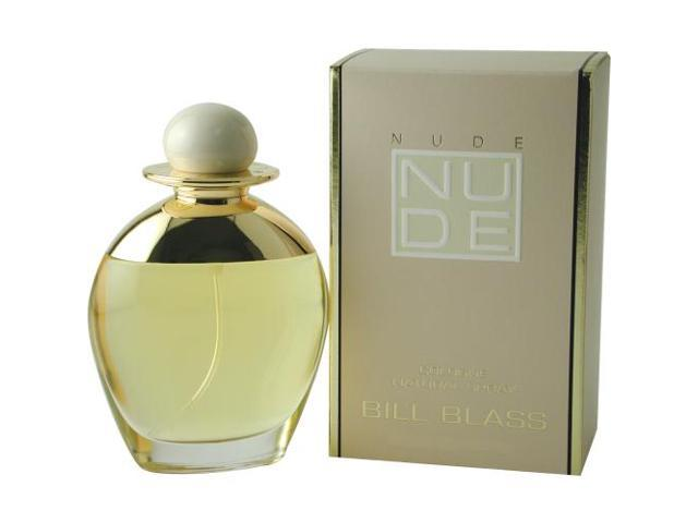 NUDE by Bill Blass COLOGNE SPRAY 3.4 OZ for WOMEN