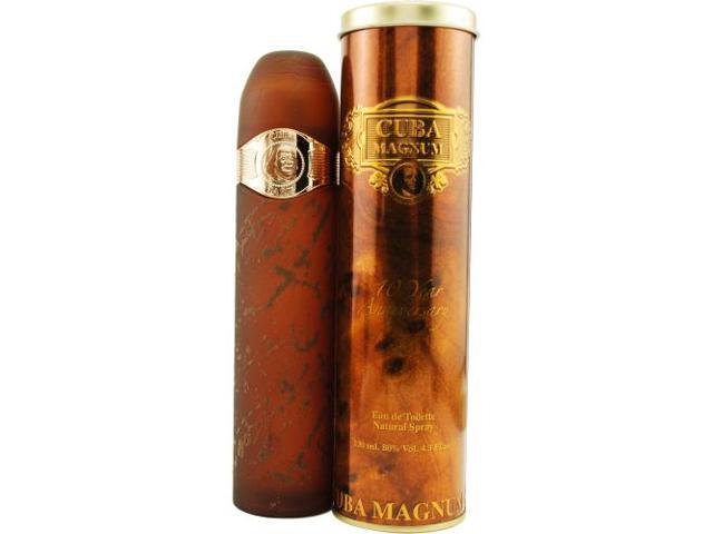 CUBA MAGNUM GOLD by Cuba EDT SPRAY 4.3 OZ for MEN