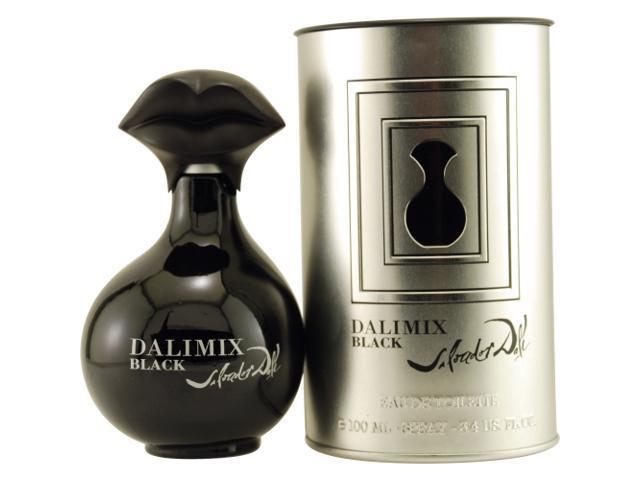 DALIMIX BLACK by Salvador Dali EDT SPRAY 3.4 OZ for WOMEN