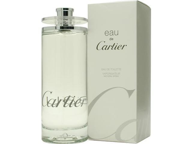 EAU DE CARTIER by Cartier EDT SPRAY 3.3 OZ for UNISEX