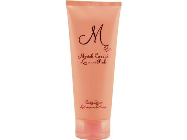 M BY MARIAH CAREY LUSCIOUS PINK by Mariah Carey BODY LOTION 6.8 OZ for WOMEN