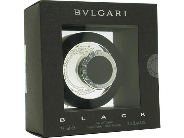 BVLGARI BLACK by Bvlgari EDT SPRAY 2.5 OZ for UNISEX