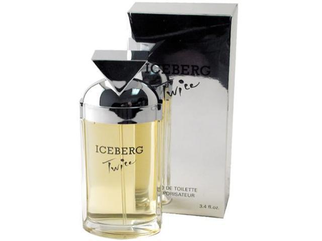 ICEBERG TWICE by Iceberg EDT SPRAY 3.4 OZ for WOMEN