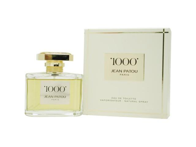 JEAN PATOU 1000 by Jean Patou EDT SPRAY 2.5 OZ for WOMEN