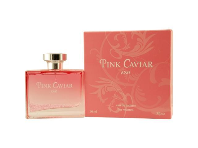 AXIS PINK CAVIAR by SOS Creations EDT SPRAY 3 OZ for WOMEN