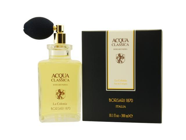 ACQUA CLASSICA BORSARI by Borsari EAU DE COLOGNE WITH ATOMIZER 10 OZ for UNISEX