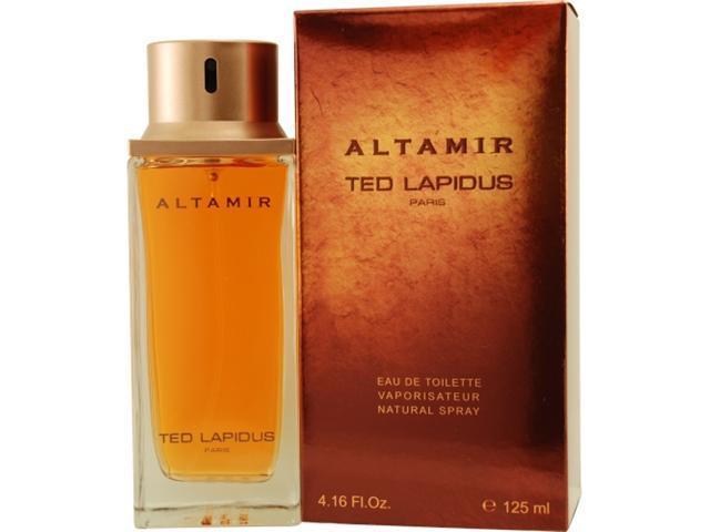 ALTAMIR by Ted Lapidus EDT SPRAY 4.2 OZ for MEN