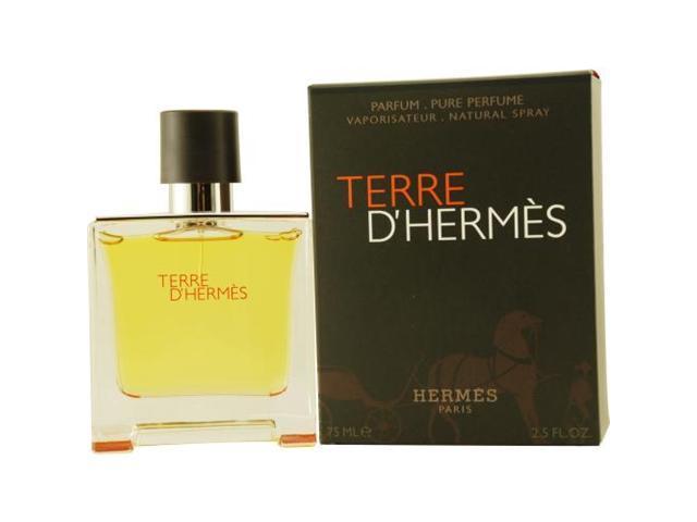 TERRE D'HERMES by Hermes PARFUM SPRAY 2.5 OZ for MEN