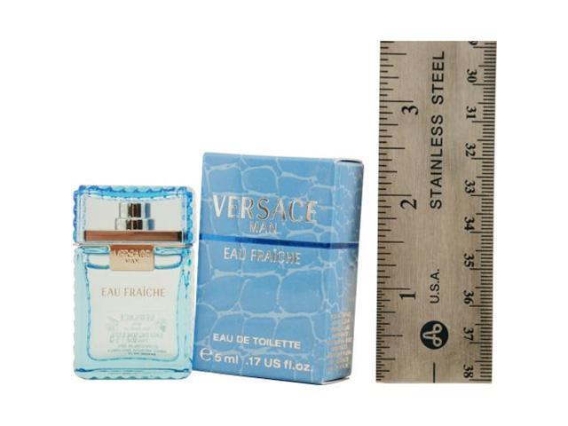 VERSACE MAN EAU FRAICHE by Gianni Versace EDT .17 OZ MINI for MEN