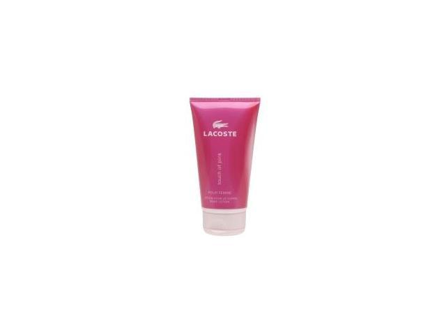 Lacoste Touch of Pink 5.0 oz Body Lotion