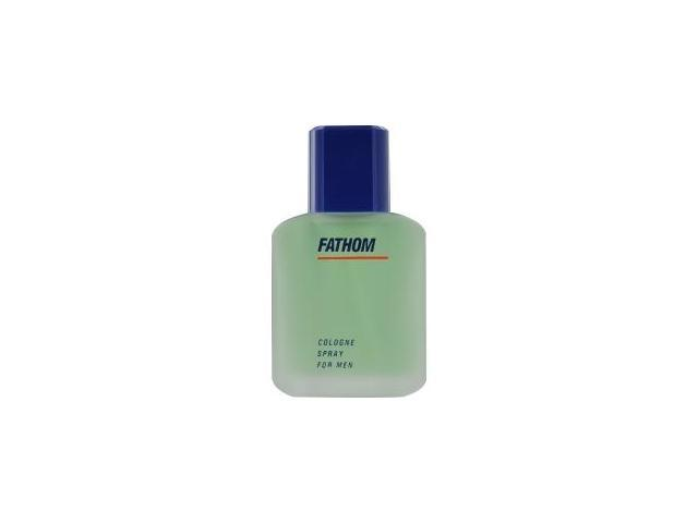 FATHOM by Dana COLOGNE SPRAY 1.7 OZ (UNBOXED) for MEN