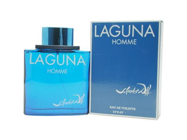Laguna by Salvador Dali EDT Spray 3.4 Oz for Men