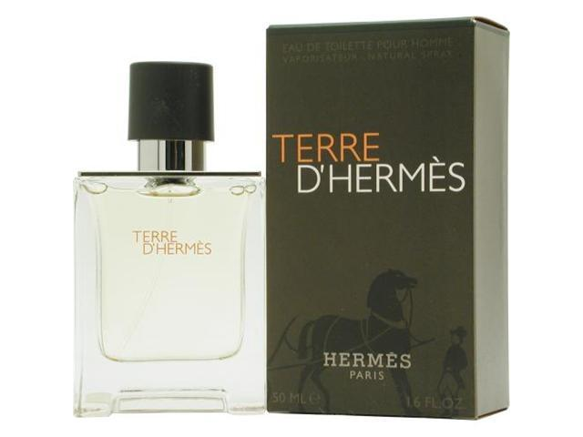 Terre D'Hermes by Hermes EDT Spray 1.6 Oz for Men