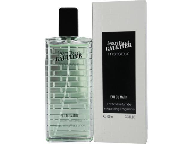 Jean Paul Gaultier Monsieur Eau Du Matin - 3.3 oz Invigorating Fragrance Spray