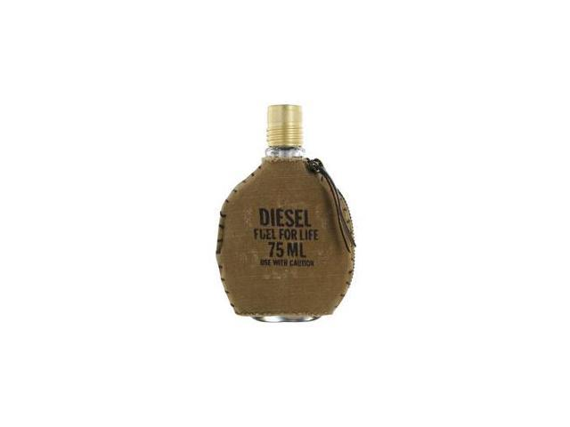 Diesel Fuel For Life by Diesel EDT Spray 2.5 Oz (Unboxed) for Men