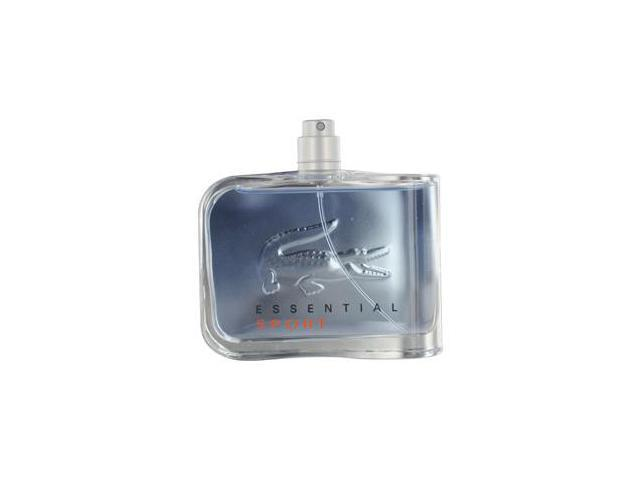 Lacoste Essential Sport by Lacoste EDT Spray 4.2 Oz *Tester for Men